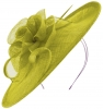 Max and Ellie Flower Disc in Lime