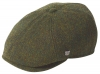 Failsworth Millinery Hudson Six Piece Cap in Loden
