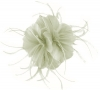 Failsworth Millinery Feather Fascinator in Luna