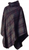 Failsworth Millinery Tweed Cape in M25 - Mixed