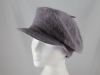 Angora Fashion Cap in Mauve