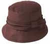 Failsworth Millinery Wax Hat in Merlot