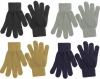 Magic Adults Gloves Four Pack