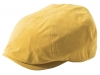 Failsworth Millinery Micro Six Cap in Mustard