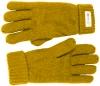 Thinsulate Ladies Gloves in Mustard