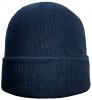 Boardmans Recycled Repreve Beanie Hat in Navy