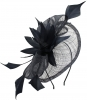 Elegance Collection Events Headpiece in Navy