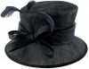 Failsworth Millinery Wedding Hat in Navy
