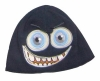 Jiglz Fleece Animal Ski Hat in Navy