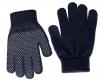 Magic Childrens Grippy Gloves in Navy