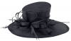 Max and Ellie Ascot Hat in Navy