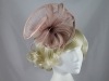 Molly and Rose Layered Headpiece in Nude