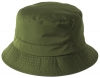 Failsworth Millinery Fisherman Bucket Hat in Olive