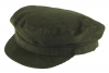 Failsworth Millinery Mariner Cord Cap in Olive