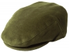 Failsworth Millinery Moleskin Cap in Olive