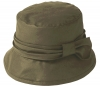 Failsworth Millinery Wax Hat in Olive