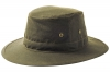 Failsworth Millinery Wax Traveller in Olive