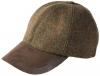 Failsworth Millinery Epsom Baseball Cap in Pattern 570 - Brown