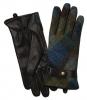 Failsworth Millinery Harris Tweed Gloves in Green