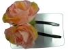 Rosebud Slides in Peach