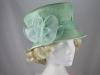 Peter Bettley Green Wedding Hat