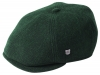 Failsworth Millinery Hudson Six Piece Cap in Petrol