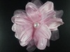 Pearl Flower Corsage in Pink