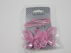Butterfly Hair Accessories in Pink