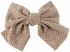 Daisy Daisy Large Polka Dot Bow Hair Clip in Pink