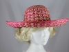 Gwyther Snoxells Sun Hat in Pink