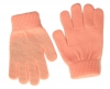 Magic Childrens Grippy Gloves in Pink