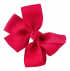Molly and Rose Small Hair Bow in Pink