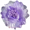 Flower Corsage in Purple