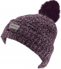 SSP Hats Kids Thinsulate Beanie Bobble Hat in Purple