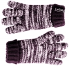 SSP Hats Kids Thinsulate Gloves in Purple