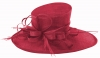 Max and Ellie Events Hat in Raspberry