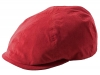 Failsworth Millinery Micro Six Cap in Red