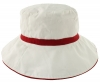 Hawkins Collection Cotton Reversible Sun Hat in Red