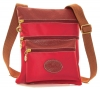 Hawkins Small Cross Body Bag in Red