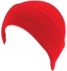 SSP Hats Stretchy One Size Unisex Warm Beanie Hat in Red