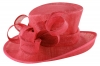 Elegance Collection Events Hat in Rose