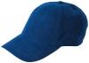 Failsworth Millinery Microfibre Baseball Cap in Royal Blue