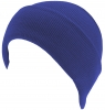 SSP Hats Stretchy One Size Unisex Warm Beanie Hat in Royal Blue