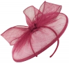 Failsworth Millinery Sinamay Disc in Rumba