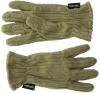 SSP Hats Thermal Patterned Fleece Gloves in Sage
