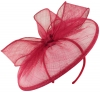 Failsworth Millinery Sinamay Disc in Samba