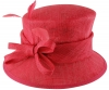 Failsworth Millinery Wedding Hat in Samba