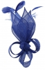 Max and Ellie Lily Comb Fascinator in Sapphire