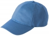 Failsworth Millinery Cotton Baseball Cap in Sky