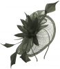 Elegance Collection Events Headpiece in Slate